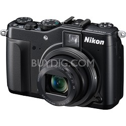 Coolpix P7000 10.1 MP Digital Camera with 7.1x Wide Zoom-Nikkor ED Lens