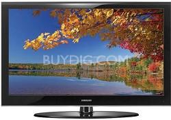 "LN37A550 - 37"" High-definition 1080p LCD TV"