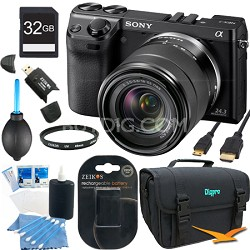 NEX7K/B - NEX-7 24.3 MP Black Camera with 18-55mm lens 32GB Bundle