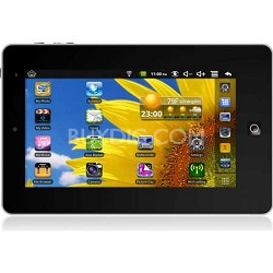 "7"" Multi-Touch Screen Android 2.2 4GB eGlide 2 Tablet with Dual Core Processor"