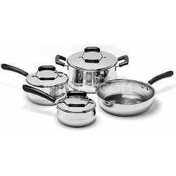 CW2000 - 7 Piece Stainless Steel Set
