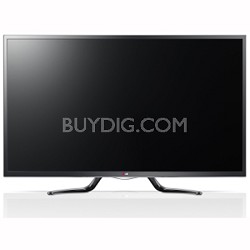 47 Inch 1080p 3D Google TV 120Hz Dual Core 3D Edge LED (47GA6400)