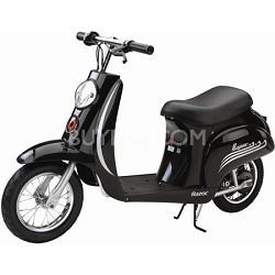 Pocket Mod Miniature Euro Electric Scooter (Vapor Black)
