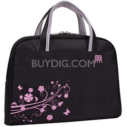 NBS-078 Stylish Carrying case for Netbook up to 10.1 inches