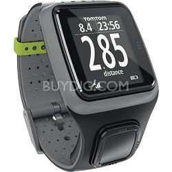 Runner GPS Watch (Grey)