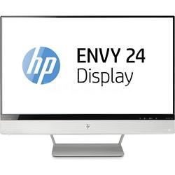 "HP ENVY 24 23.8"" Diagonal IPS Monitor with Beats Audio - OPEN BOX"