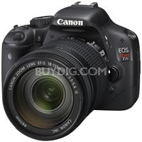 EOS Rebel T2i 18 MP CMOS APS-C Digital SLR with 3.0-Inch LCD and EF-S 18-135IS