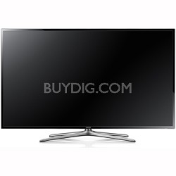 UN46F6400 - 46 inch 1080p 3D 120Hz Smart WiFi LED HDTV - OPEN BOX