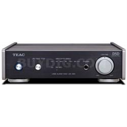 UD-301-BK Dual Monaural Digital-to-Analog Converter with USB, Black