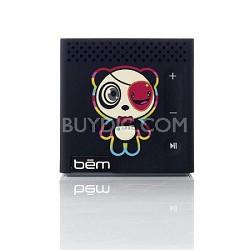 Bluetooth Mobile Speaker for Smartphones (Black)