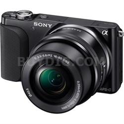 NEX-3NL 16.1MP Digital Camera w/ 16-50mm lens - ***AS IS ***