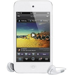 iPod touch 8 GB White MC540LL/A (Refurbished)