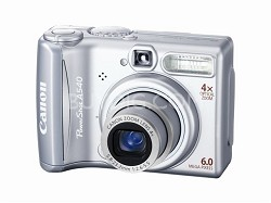 Powershot A540 Digital Camera