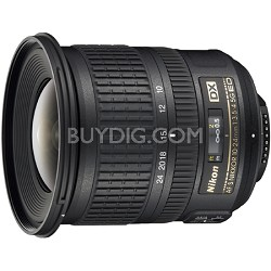 AF-S DX NIKKOR 10-24mm f/3.5-4.5G ED Lens - REFURBISHED