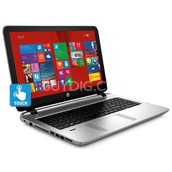 "ENVY 15-k230nr 15.6"" 4th gen Intel Core i7-4720HQ Touchscreen Notebook"