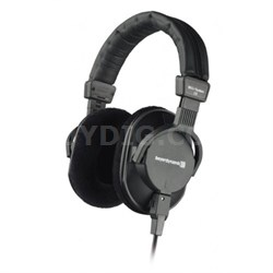 DT 250 Closed Studio Headphones with Coiled WK 250.07 Cable, 80ohm