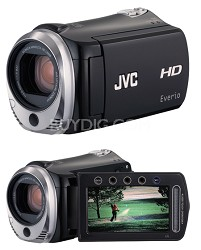 Everio GZ-HM320B 8G and SD/SDHC card slot High-Def Camcorder