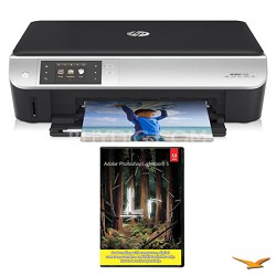 Envy 5530 Inkjet Multifunction Color Printer with Photoshop Lightroom 5 MAC/PC