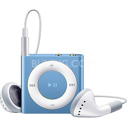2GB iPod Shuffle 4th Generation Blue