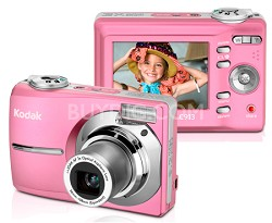EasyShare C913 Zoom Digital Camera (Pink)