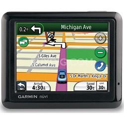 nuvi 1260T North America City Navigator GPS Refurbished 1 Year Garmin Warranty