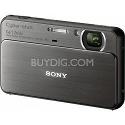 Cyber-shot DSC-T99 14MP Black Touchscreen Digital Camera