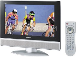 "TC-23LX50 23"" Widescreen LCD HDTV with Built-In Stereo Speakers"