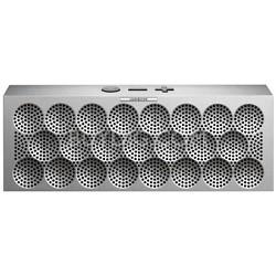 MINI JAMBOX Wireless Bluetooth Speaker - Silver Dot