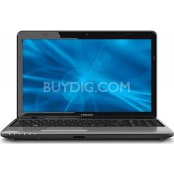 "Satellite 15.6"" L755-S5242 Matrix Silver Notebook PC - Intel Pentium B940 Proc."