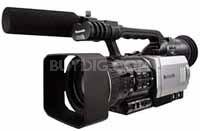 AG-DVX100A 3-CCD 24p Mini-DV Camcorder, NTSC, Upgraded Version