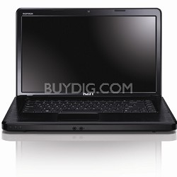 "Inspiron 15.6"" N5030 Notebook PC 3D Black Intel T4500"