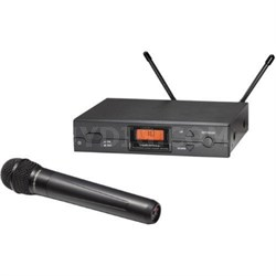ATW-2120BD 2000 Series Wireless Handheld Microphone System