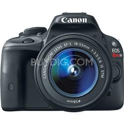 EOS Rebel SL1 18MP SLR Digital Camera + EF-S 18-55mm IS STM Lens