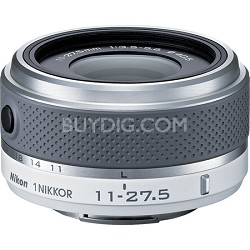 1 NIKKOR 11-27.5mm f/3.5 - 5.6 Lens (White) (3322) - Factory Refurbished
