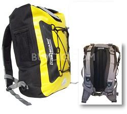 Waterproof 25L Backpack Yellow