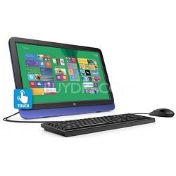 "22-3030 21.5"" 500GB 7200RPM Serial ATA All-in-One Desktop PC"