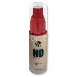 HD 12 HR Liquid Foundation, Pump - Sand Beige, 30ml/1.01fl oz