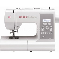 7470 Confidence Electronic Sewing Machine