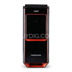 Aspire Predator G3605 Desktop Computer - Intel Core i7 i7-4770 3.40 GHz