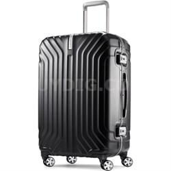 "Tru-Frame Hard Shell Matte Graphite 25"" Spinner Suitcase"