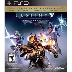 Destiny The Taken King  PS3