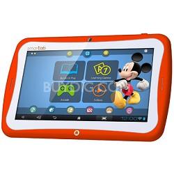 "Smart Tab 7"" Tablet Disney Content Dual Core - Orange"