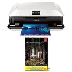 PIXMA MG7120 Wireless Inkjet Photo All-In-One Printer - White w/ Photoshop