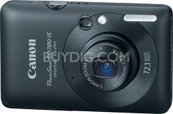 Powershot SD780 IS 12MP Digital ELPH Camera (Black) - REFURBISHED