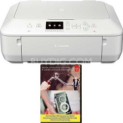 MG5620 Wireless All-in-One Printer (White) + Adobe PEPE 12