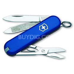 Classic SD Pocket Knife (Blue)