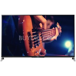 KDL65W950B - 65-Inch Ultimate Smart 3D LED HDTV Motionflow XR 480