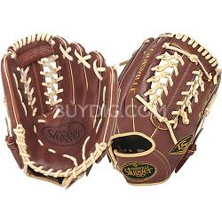 11.5-Inch FG 125 Series Baseball Infielders Glove Right Hand Throw - Brown