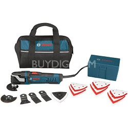 Multi-X 3.0 Amp Oscillating Tool Kit with Bag