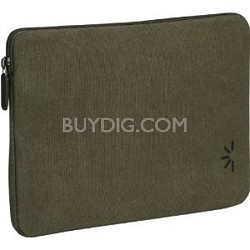 """EKSC-102 Canvas Kindle DX Sleeve - Fits 9.7"""" Display, Latest and 2nd Generation"""